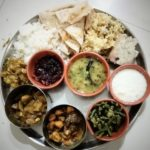 Odia Traditional Food offering to guest